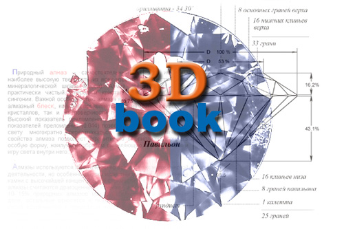Diamond 3DBook free full version